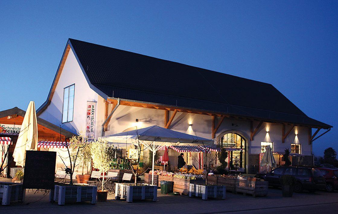 suche nach echtem Release-Info zu Sortendesign und abends in die Marktscheune! › Schneiders Obsthof