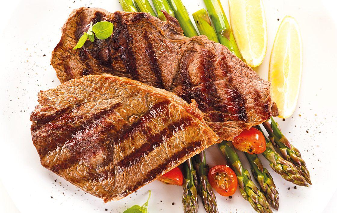 flank steak vom grill schneiders obsthof. Black Bedroom Furniture Sets. Home Design Ideas